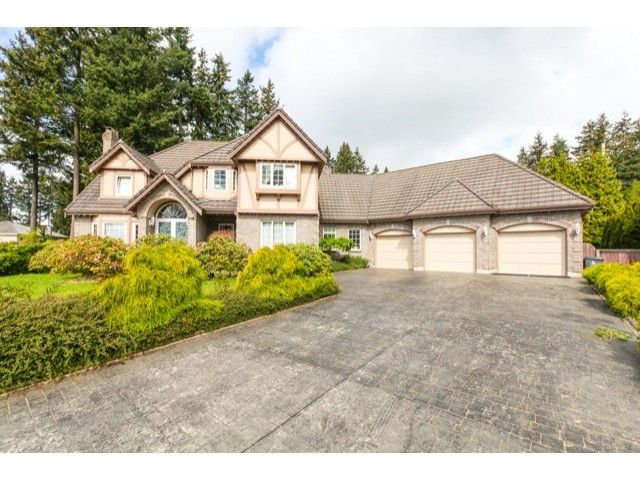 "Main Photo: 5783 126TH Street in Surrey: Panorama Ridge House for sale in ""PANORAMA RIDGE"" : MLS®# F1438691"
