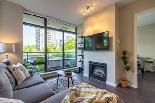 """Photo 5: 305 2345 MADISON Avenue in Burnaby: Brentwood Park Condo for sale in """"OMA"""" (Burnaby North)  : MLS®# R2387123"""