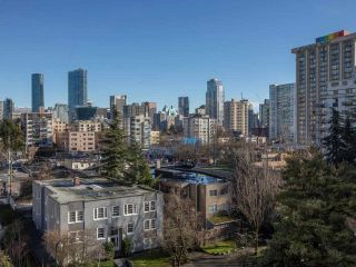 Photo 14: 807 1250 BURNABY Street in Vancouver: West End VW Condo for sale (Vancouver West)  : MLS®# R2536162