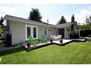"""Photo 18: 5539 4TH Avenue in Tsawwassen: Pebble Hill House for sale in """"PEBBLE HILL"""" : MLS®# V1067813"""