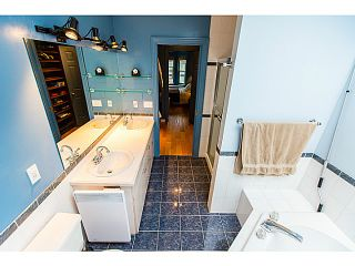 Photo 12: 3658 W 8TH AV in Vancouver: Kitsilano 1/2 Duplex for sale (Vancouver West)  : MLS®# V1114360