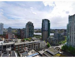 Photo 9: # 1401 1238 RICHARDS ST in Vancouver: Condo for sale : MLS®# V765439
