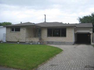 Photo 1: 43 Lincrest Road in Winnipeg: Garden City Residential for sale (4G)  : MLS®# 1622696