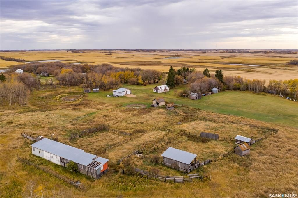 Main Photo: RM of Kinistino Acreage - 161 Acres in Kinistino: Residential for sale (Kinistino Rm No. 459)  : MLS®# SK839647
