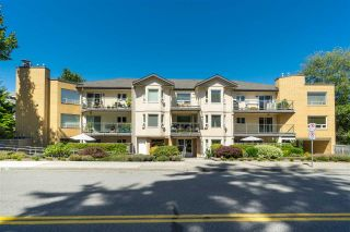 "Photo 1: 210 15255 18 Avenue in Surrey: King George Corridor Condo for sale in ""THE COURTYARD"" (South Surrey White Rock)  : MLS®# R2483046"