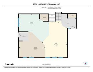 Photo 27: 9831 185 Street in Edmonton: Zone 20 House for sale : MLS®# E4262793