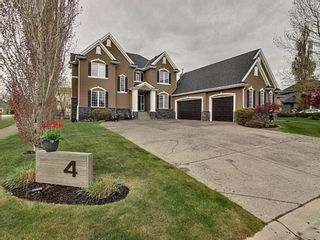 Main Photo: 4 Heritage Lake Close: Heritage Pointe Detached for sale : MLS®# A1112192