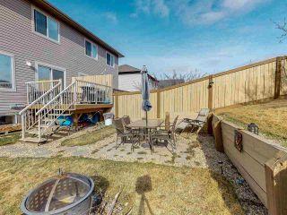 Photo 30: 110 ACACIA Circle: Leduc House Half Duplex for sale : MLS®# E4241155