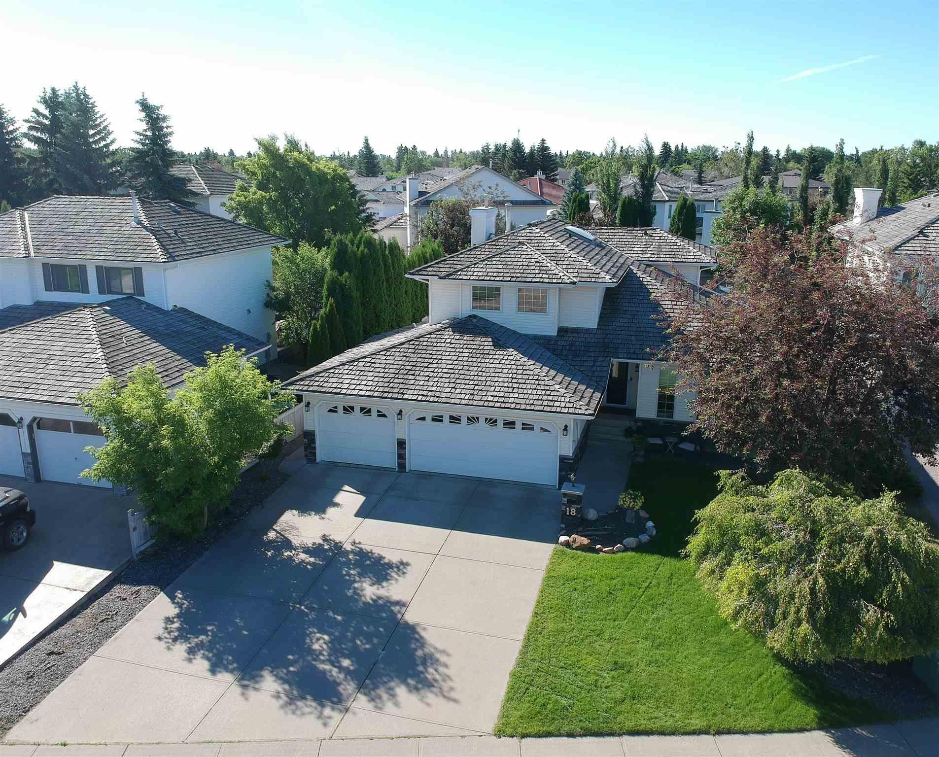 Main Photo: 18 RIVER Glen: Fort Saskatchewan House for sale : MLS®# E4251649