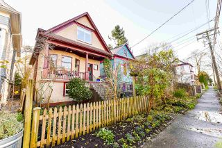 Photo 1: 1932 E PENDER STREET in Vancouver: Hastings House for sale (Vancouver East)  : MLS®# R2521417