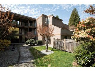 """Photo 1: 103 9134 CAPELLA Drive in Burnaby: Simon Fraser Hills Townhouse for sale in """"MOUNTAINWOOD"""" (Burnaby North)  : MLS®# V1058001"""