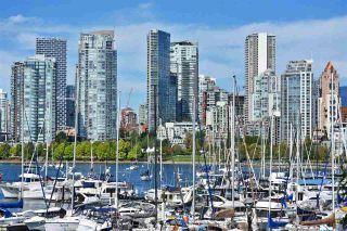 """Photo 16: 242 658 LEG IN BOOT Square in Vancouver: False Creek Condo for sale in """"HEATHER BAY QUAY"""" (Vancouver West)  : MLS®# R2404905"""
