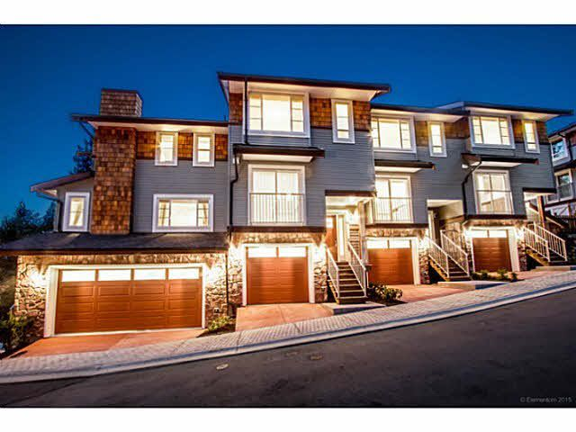 """Main Photo: 30 23651 132ND Avenue in Maple Ridge: Silver Valley Townhouse for sale in """"MYRON'S MUSE AT SILVER VALLEY"""" : MLS®# V1143301"""
