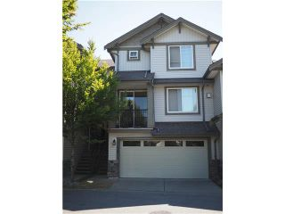 """Photo 1: 15 14453 72ND Avenue in Surrey: East Newton Townhouse for sale in """"SEQUOIA GREEN"""" : MLS®# F1445102"""