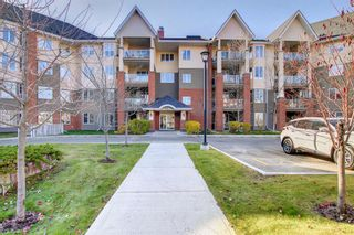 Main Photo: 342 15 Everstone Drive SW in Calgary: Evergreen Apartment for sale : MLS®# A1143252