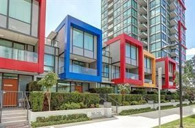 """Photo 1: CH2 6658 DOW Avenue in Burnaby: Metrotown Townhouse for sale in """"MODA"""" (Burnaby South)  : MLS®# R2226331"""