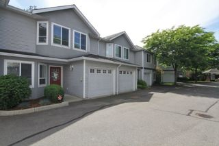 Photo 1: 105 22950 116 AVENUE in Maple Ridge: East Central Townhouse for sale : MLS®# R2377323