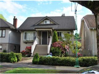 "Photo 1: 478 W 20TH Avenue in Vancouver: Cambie House for sale in ""CAMBIE VILLAGE"" (Vancouver West)  : MLS®# V832237"