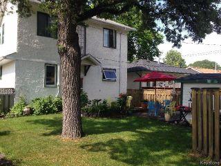 Photo 20: 34 Sunset Boulevard in WINNIPEG: St Vital Residential for sale (South East Winnipeg)  : MLS®# 1510075