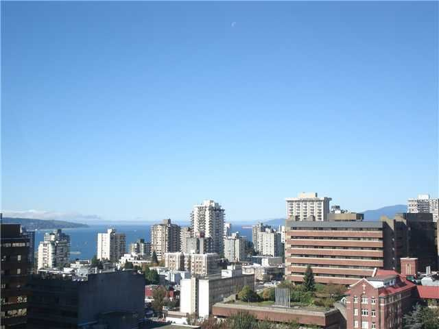 """Main Photo: 2002 811 HELMCKEN Street in Vancouver: Downtown VW Condo for sale in """"IMPERIAL TOWER"""" (Vancouver West)  : MLS®# V870608"""