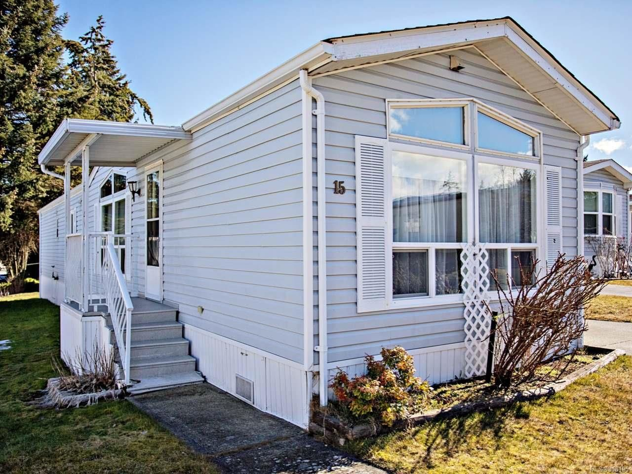 Main Photo: 15 2501 Labieux Rd in : Na Diver Lake Manufactured Home for sale (Nanaimo)  : MLS®# 808195