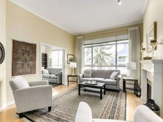 """Photo 3: 432 5735 HAMPTON Place in Vancouver: University VW Condo for sale in """"The Bristol"""" (Vancouver West)  : MLS®# R2541158"""