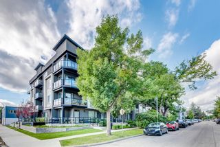 Main Photo: 306 605 17 Avenue in Calgary: Mount Pleasant Apartment for sale : MLS®# A1143243