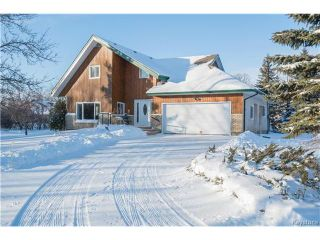 Photo 1: 91 Senecal Drive: St Francois Xavier Single Family Detached for sale (R11)  : MLS®# 1700498