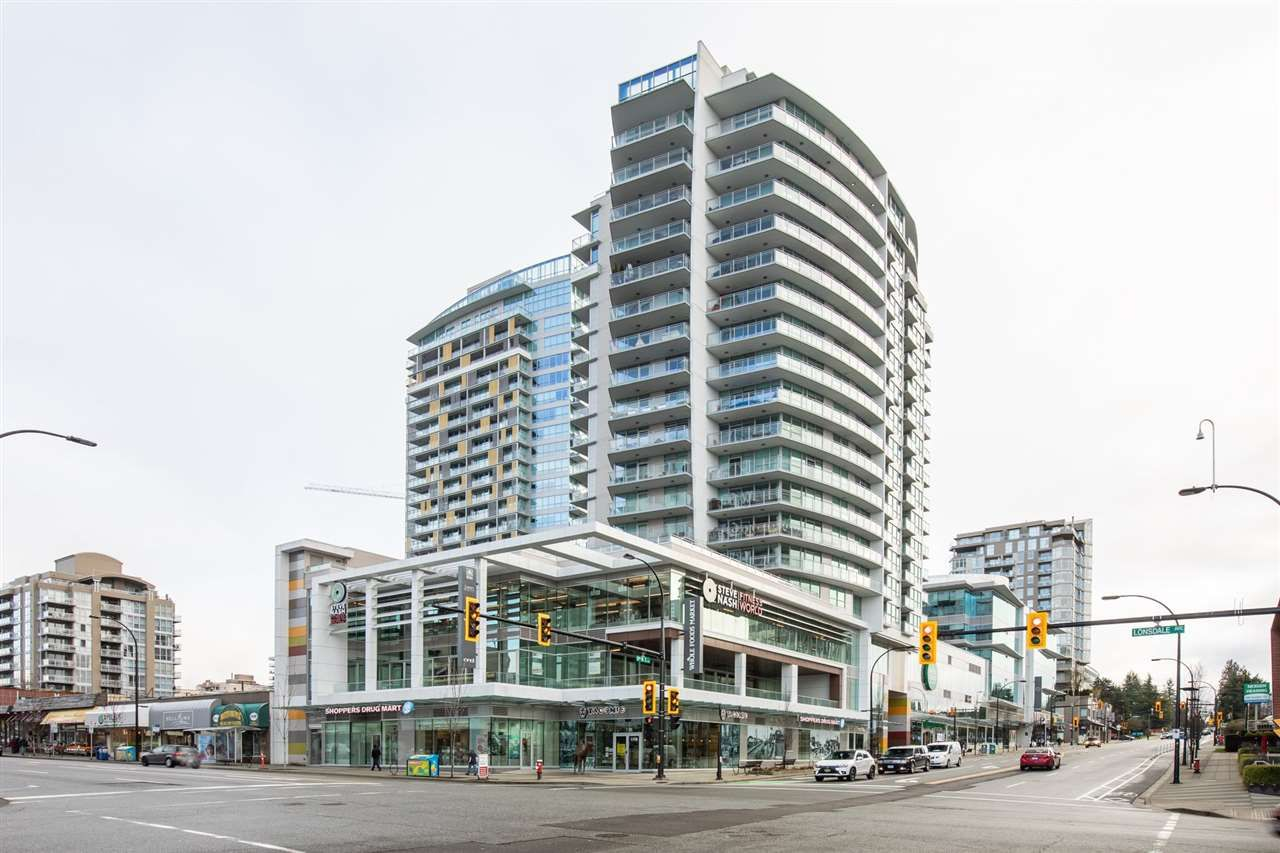 """Main Photo: 507 112 E 13TH Street in North Vancouver: Central Lonsdale Condo for sale in """"CENTER VIEW"""" : MLS®# R2572511"""