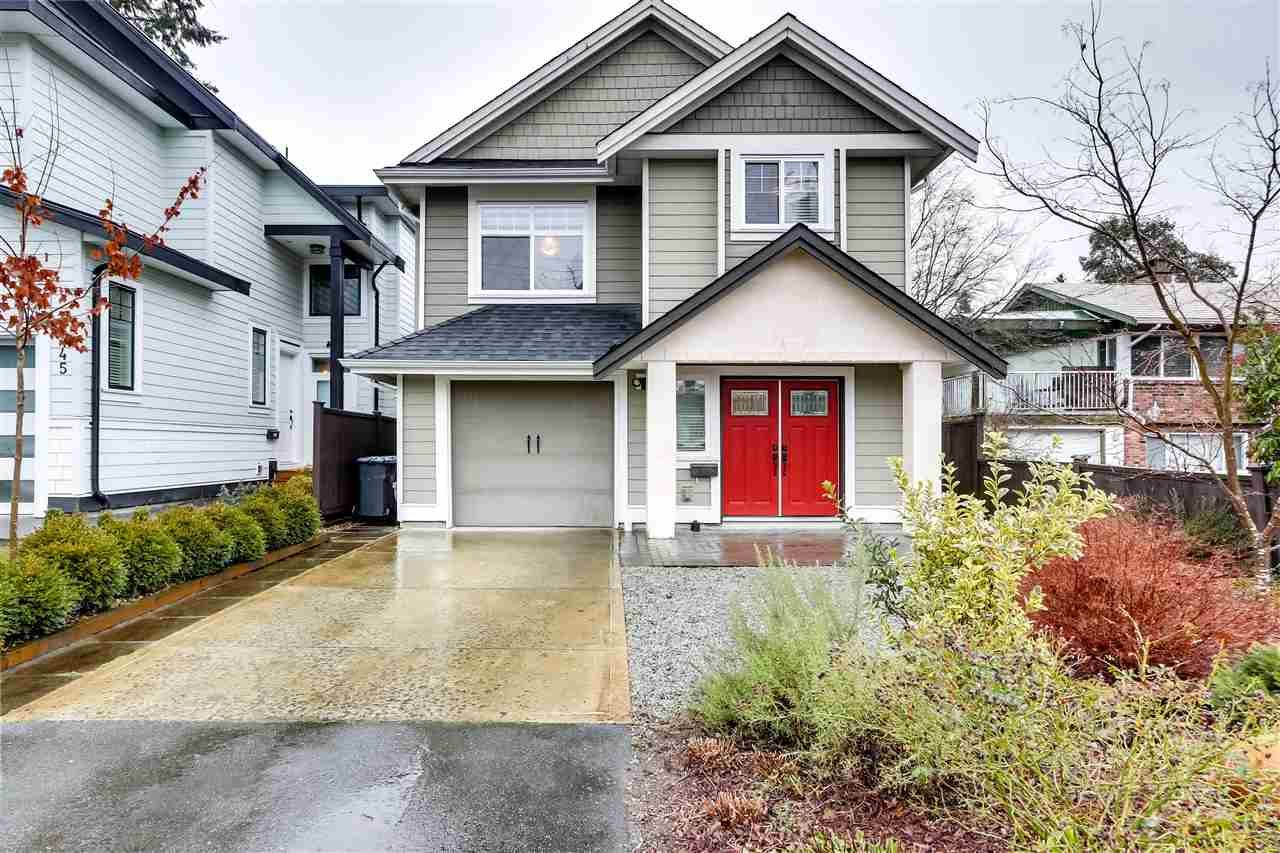 Main Photo: 2441 GLENWOOD Avenue in Port Coquitlam: Woodland Acres PQ House for sale : MLS®# R2535273