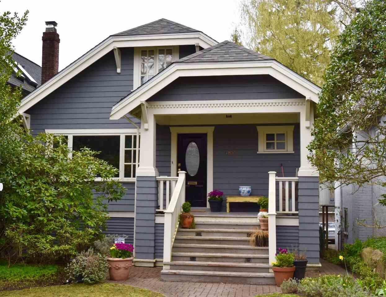 """Main Photo: 4855 COLLINGWOOD Street in Vancouver: Dunbar House for sale in """"Dunbar"""" (Vancouver West)  : MLS®# R2155905"""