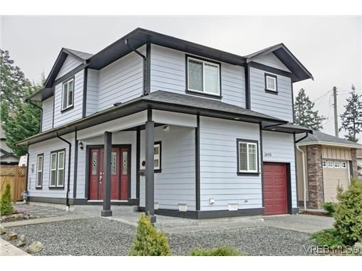 Main Photo: 2695 Rainville Rd in VICTORIA: La Mill Hill House for sale (Langford)  : MLS®# 633399