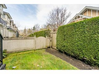 """Photo 34: 24 2955 156 Street in Surrey: Grandview Surrey Townhouse for sale in """"Arista"""" (South Surrey White Rock)  : MLS®# R2557086"""