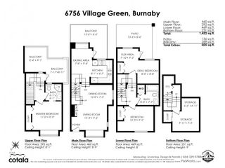 Photo 40: 6756 VILLAGE GREEN in Burnaby: Highgate Townhouse for sale (Burnaby South)  : MLS®# R2527102