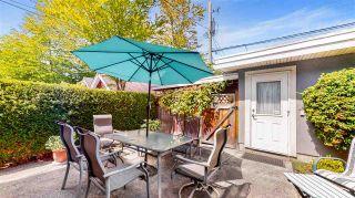 Photo 32: 2277 W 15TH Avenue in Vancouver: Kitsilano 1/2 Duplex for sale (Vancouver West)  : MLS®# R2476634