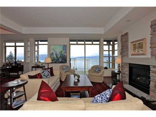 Photo 3: 8683 SEASCAPE Drive in West Vancouver: Howe Sound Townhouse for sale : MLS®# V1042372