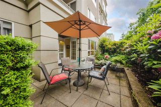"""Photo 1: 110 3098 GUILDFORD Way in Coquitlam: North Coquitlam Condo for sale in """"MARLBOROUGH HOUSE"""" : MLS®# R2586455"""