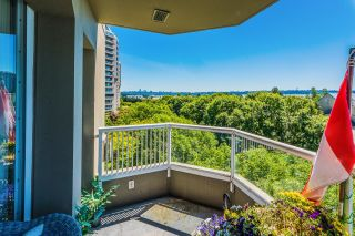 """Photo 21: 505 1135 QUAYSIDE Drive in New Westminster: Quay Condo for sale in """"ANCHOR POINTE"""" : MLS®# R2611511"""