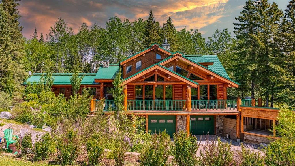 Main Photo: 53096 Twp Rd 232: Bragg Creek Detached for sale : MLS®# A1097680