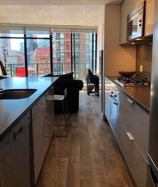 """Photo 12: 1406 108 W CORDOVA Street in Vancouver: Downtown VW Condo for sale in """"WOODWARDS W-32"""" (Vancouver West)  : MLS®# R2578411"""