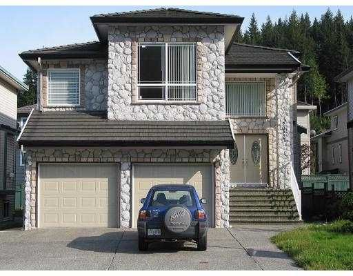 Main Photo: 2023 TURNBERRY Lane in Coquitlam: Westwood Plateau House for sale : MLS®# V646294
