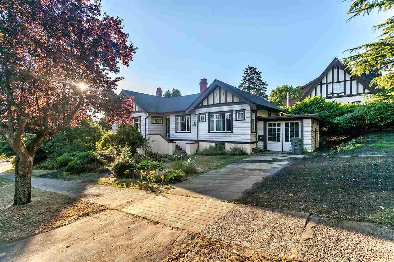 Main Photo: 1949 NANTON Avenue in Vancouver: Quilchena House for sale (Vancouver West)  : MLS®# R2012399