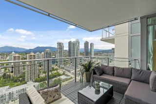 """Photo 19: 3607 2388 MADISON Avenue in Burnaby: Brentwood Park Condo for sale in """"FULTON HOUSE"""" (Burnaby North)  : MLS®# R2586137"""