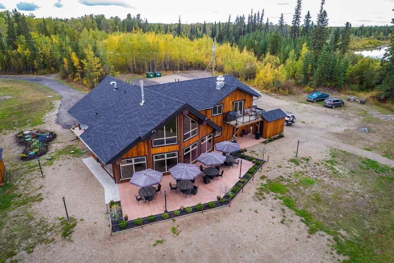 """Main Photo: 56490 BEAUMONT Road: Cluculz Lake Business with Property for sale in """"THE CABIN RESTAURANT"""" (PG Rural West (Zone 77))  : MLS®# C8037111"""