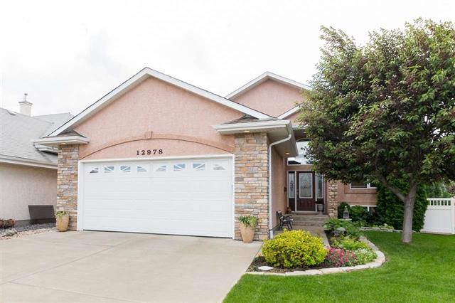 Main Photo: 12978 160A Avenue NW in Edmonton: House for sale : MLS®# E4025081