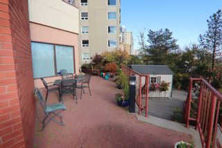 Photo 38: 301 12319 JASPER Avenue in Edmonton: Zone 12 Condo for sale : MLS®# E4263836