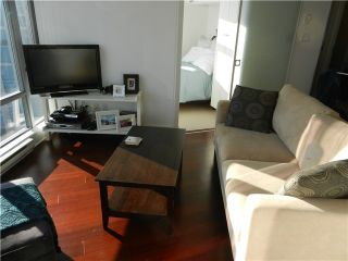 """Photo 3: 1806 1255 SEYMOUR Street in Vancouver: Downtown VW Condo for sale in """"ELAN"""" (Vancouver West)  : MLS®# V1056105"""