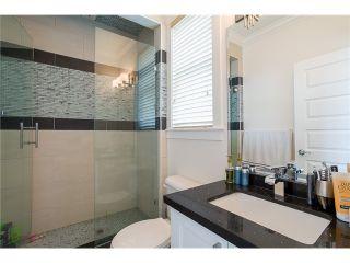 Photo 12: 318 BURNS Street in Coquitlam: Coquitlam West 1/2 Duplex for sale : MLS®# V1046054