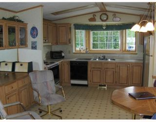 """Photo 5: 6735 SALMON VALLEY Road in Salmon_Valley: N76SV Manufactured Home for sale in """"SALMON VALLEY"""" (PG Rural North (Zone 76))  : MLS®# N174141"""