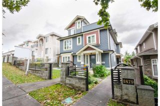 Photo 2: 2477 & 2479 ST. LAWRENCE Street in Vancouver: Collingwood VE Duplex for sale (Vancouver East)  : MLS®# R2562014